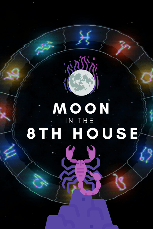 Moon in the 8th House- Obsessive Personality