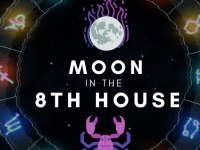 moon in 8th house pinterest
