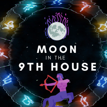 moon in 9th house pinterest