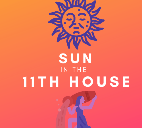Sun in the 11th House – The People's Champion