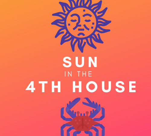 Sun in the 4th House – An Introverted Nature