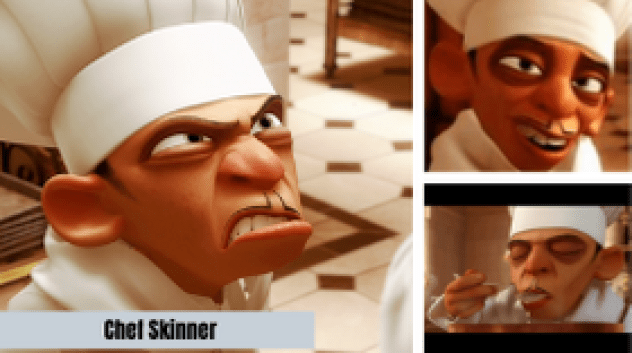 chef skinner ratatouille