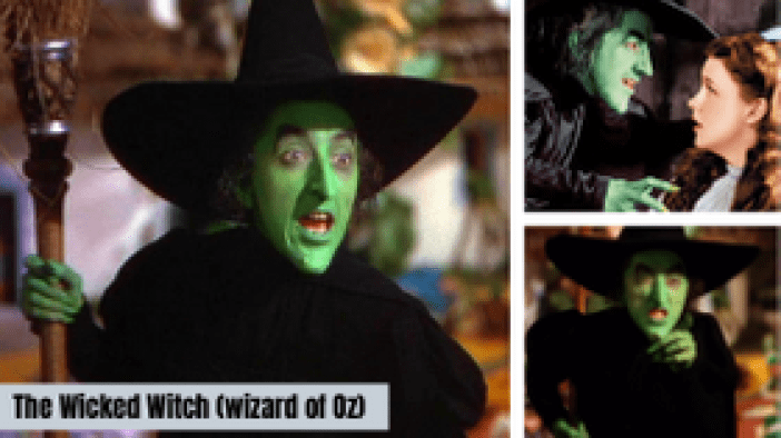 the wicked witch of the west wizard of oz