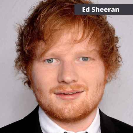 ed sheeran eyes