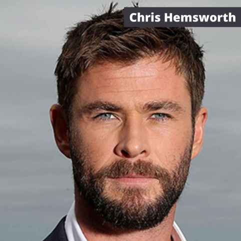 chris hemsworth eyes