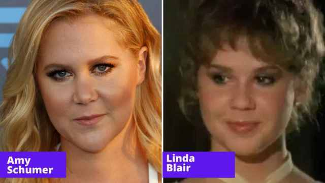 amy schumer and linda blair