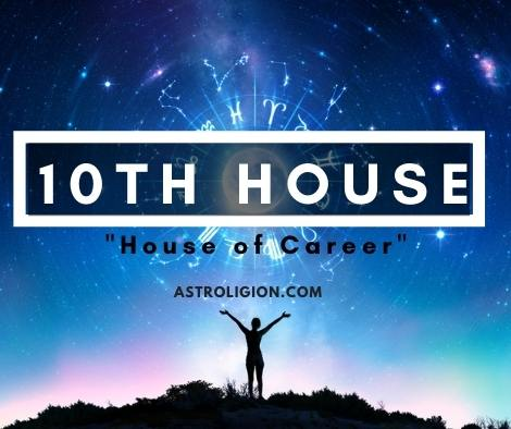 10th House: The House of Career