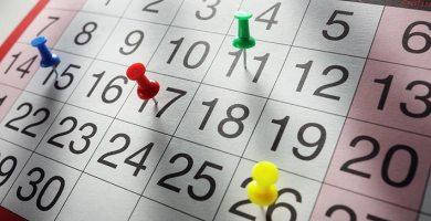 Periodos de los Signos del Zodiaco