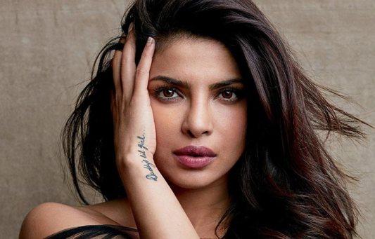 Priyanka Chopra: Cáncer