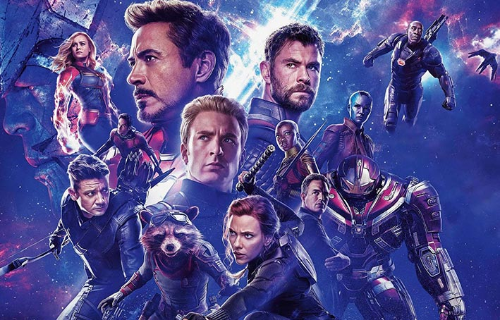 ¿Qué signos son los actores de Avengers?