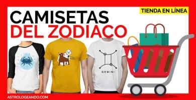 Tienda online de Playeras del Zodiaco