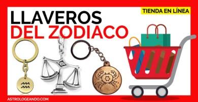Tienda online de Llaveros del Zodiaco