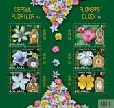 ceasul florilor