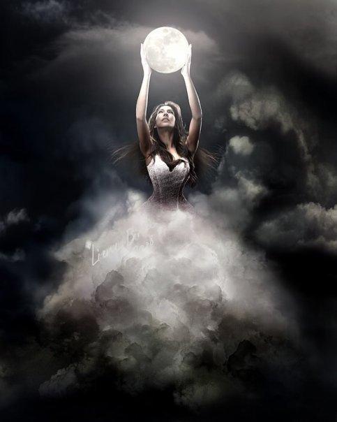 მთვარის ფაზები და სილამაზე