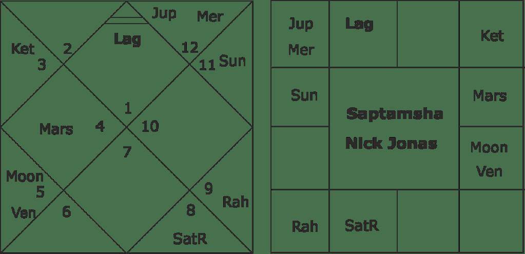 Horoscope of Nick Jonas