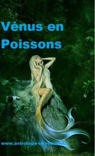 Vénus en Poissons