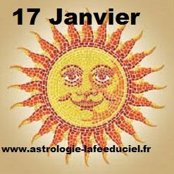 Calendrier : Janvier 2017 : 17 Janvier