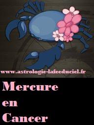 Mercure en Cancer