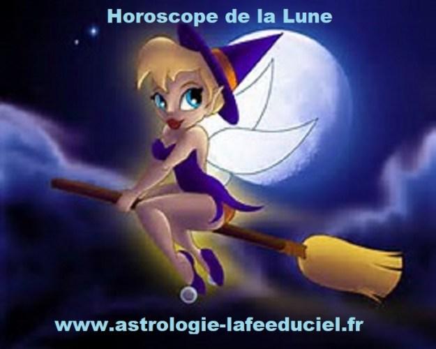 Horoscope de la Lune du 1er Novembre 2017-en mode écriture-