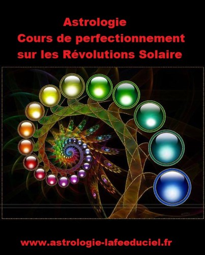 Atelier  d'astrologie  de perfectionnement sur les Révolutions Solaire