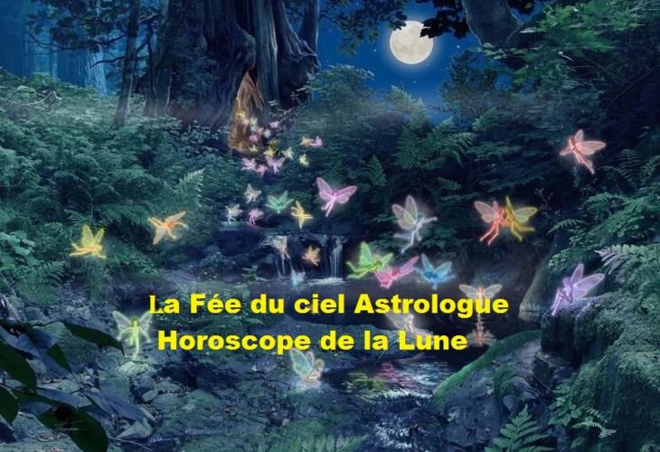 Horoscope de la Lune du 19 Février 2018 - en mode écriture-