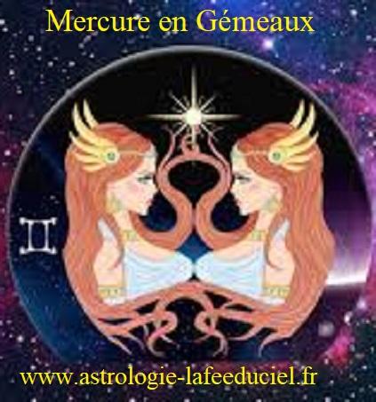Mercure en Gémeaux
