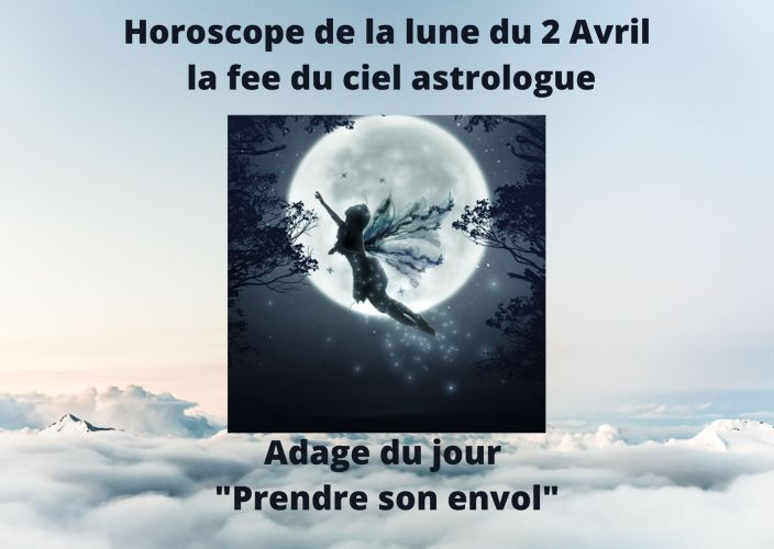 Horoscope de la Lune du 2 Avril 2020