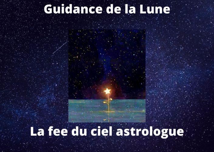 Guidance de la Lune