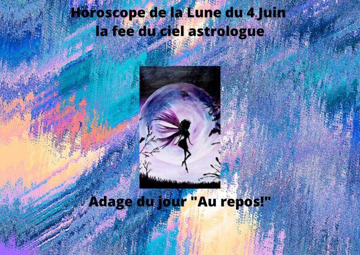 Horoscope de la Lune du 4 Juin 2020