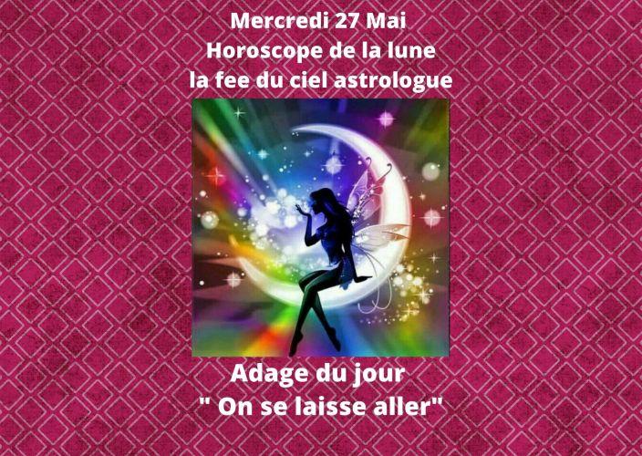 Horoscope de la Lune du 27 Mai 2020