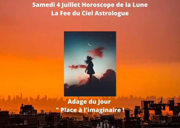 Horoscope de la Lune du 4 Juillet 2020
