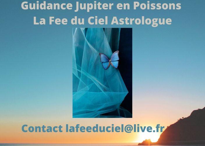 Guidance  Jupiter en Poissons
