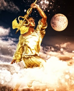 Mercury- Hermes: Greek God's project