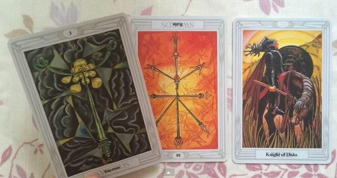 Intuitive Tarot Reading 23 October 2014