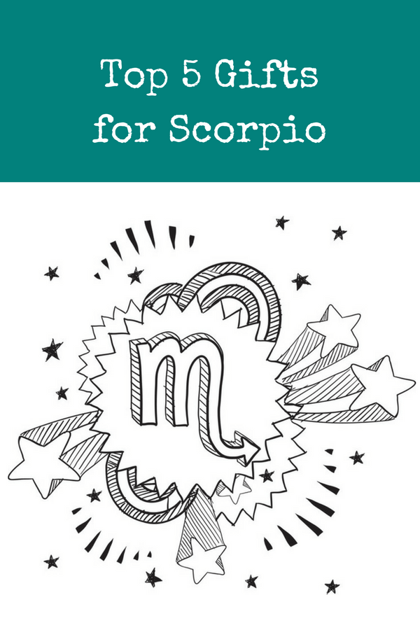 Gifts for the Scorpio