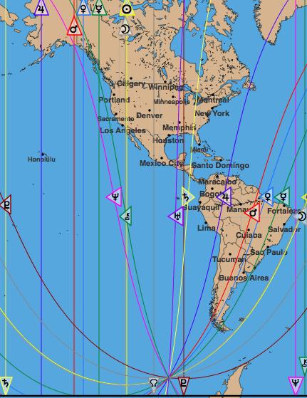 Astro*Carto*Graphy Map June 1 Eclipse