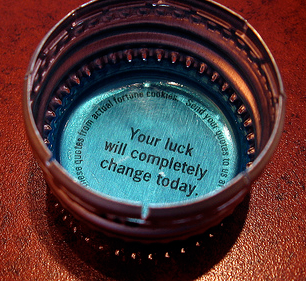 Your Luck Will Change