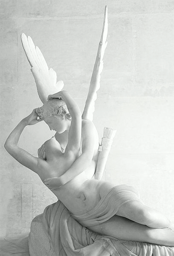 Cupid Revives Psyche