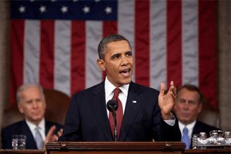 Obama's 2012 State of the Union Address