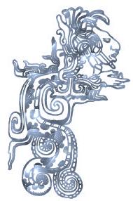 Kukulkan Hieroglyph