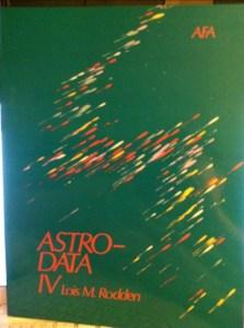 Astro Data 4