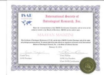 Certified Astrologer