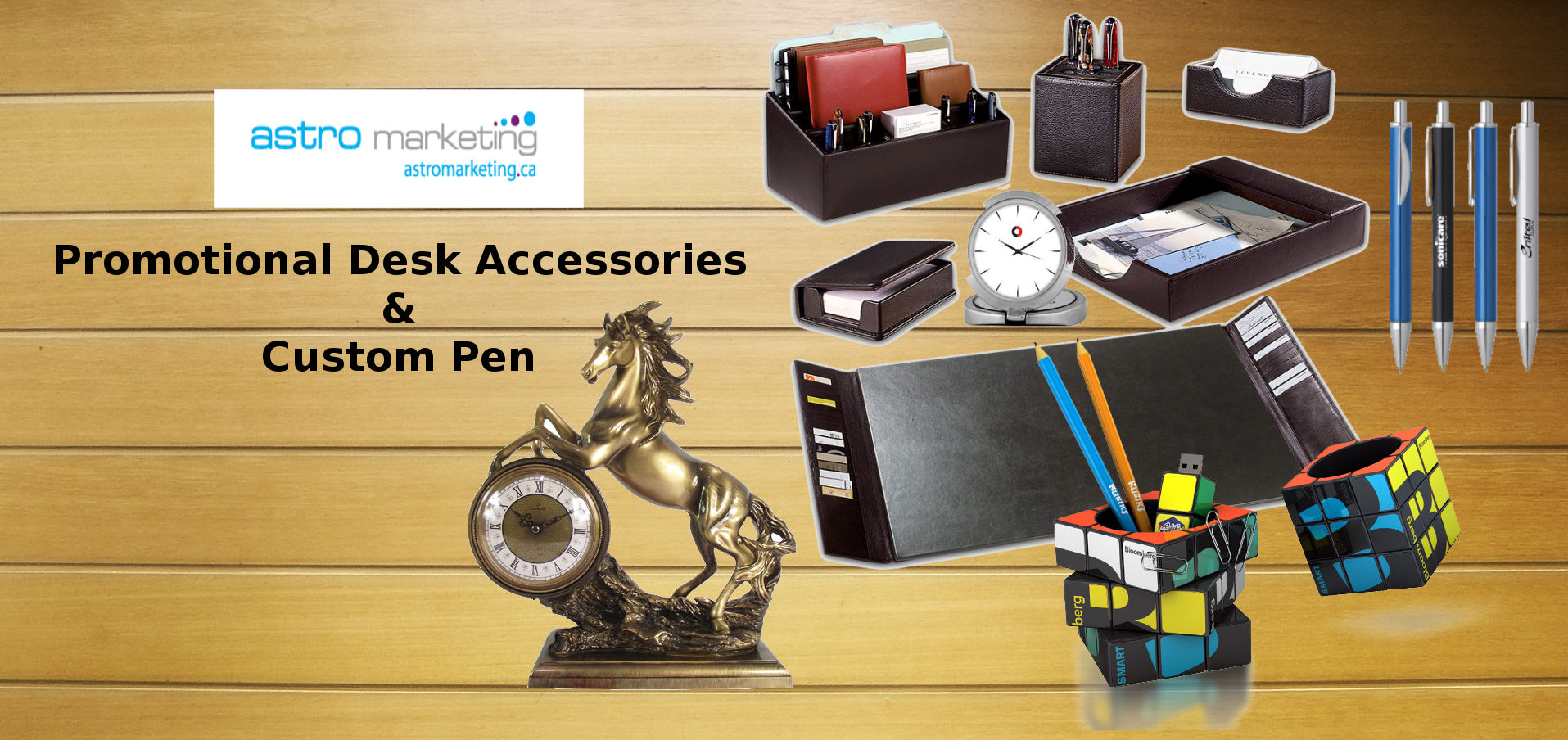 Promotional Desk Accessories  Astro Marketing