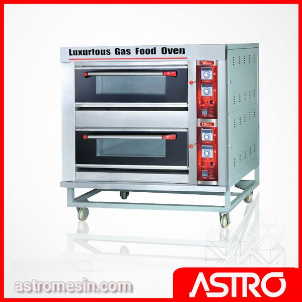 Gas Oven 2 Deck 4 Tray BOV-ARF40H