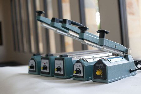 Mesin Hand Sealer Series