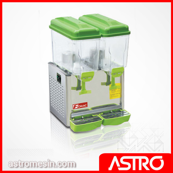 Mesin Juice Dispenser JCD-JPC2S