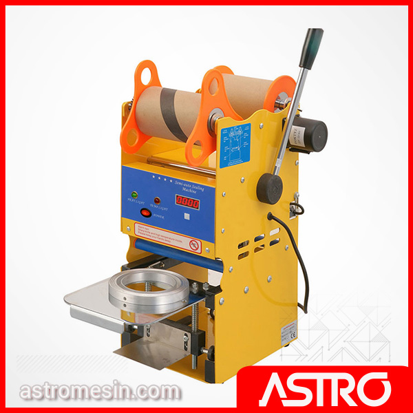 Mesin Cup Sealer Astro