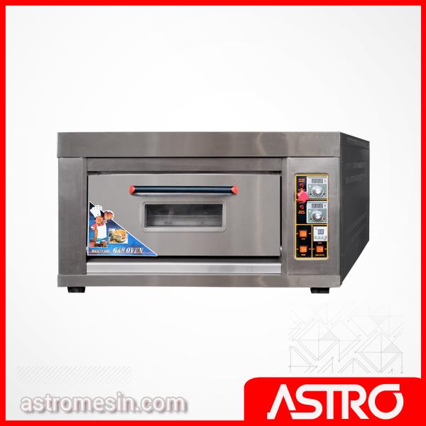 Harga Oven Roti Oven Kue Oven Bolu Gas Deck Oven