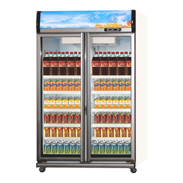 Showcase Cooler