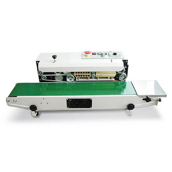 Mesin Sealer Plastik Atau Mesin Continuous Sealer FR 900S POWERPACK